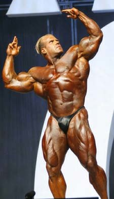 Jay cutler bodybuilder poster