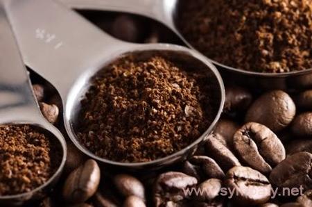 Маска для тела кофе с