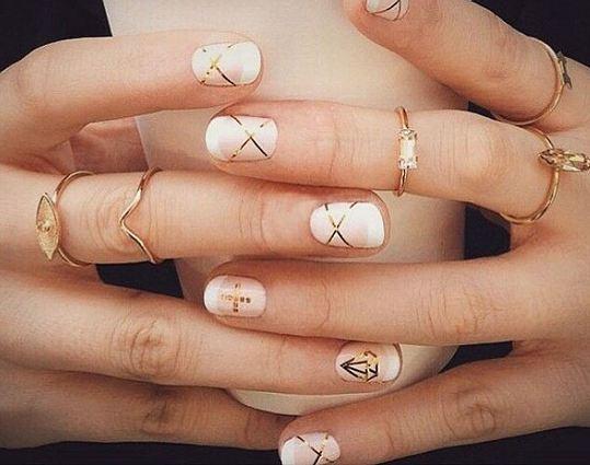 Creative nails gel
