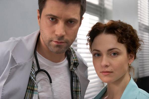 Съемки сериала «Общая терапия»