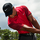 Golf clothing tiger woods