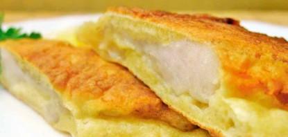 Рыба в кляре с сыром - фото шаг 6