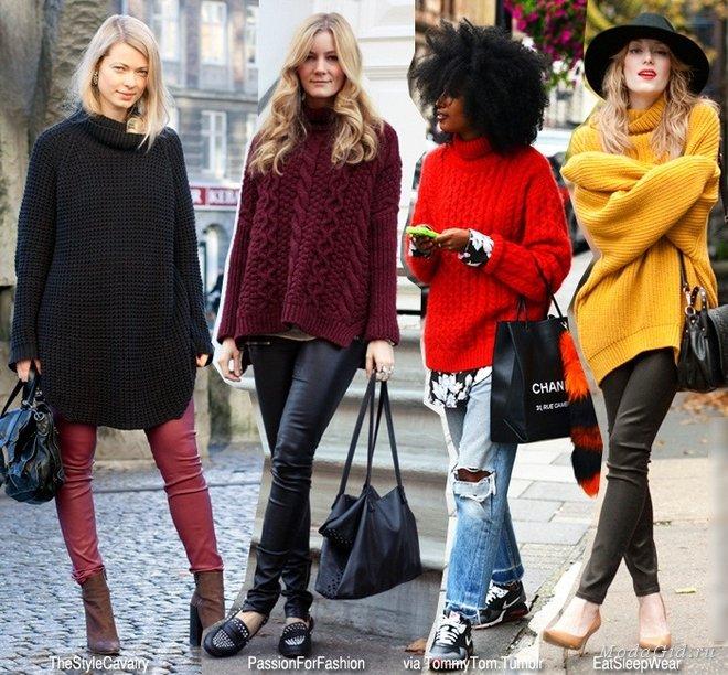 Что в европе носят зимой
