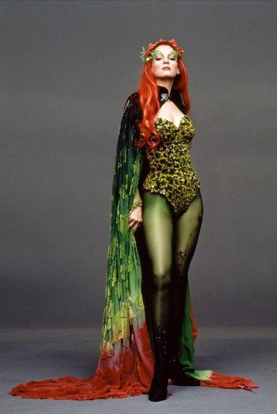Uma thurman as poison ivy costume