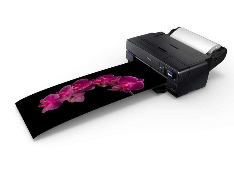 Принтер струйного формата,