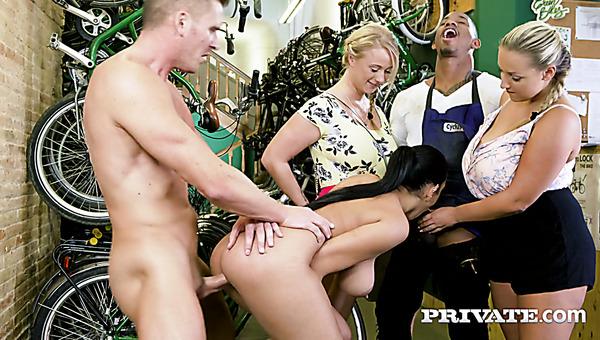 Порно приват группа
