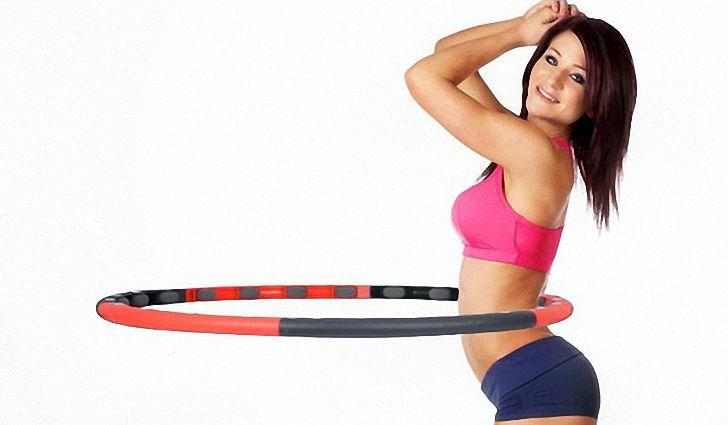 Сколько по времени крутить обруч чтобы похудеть