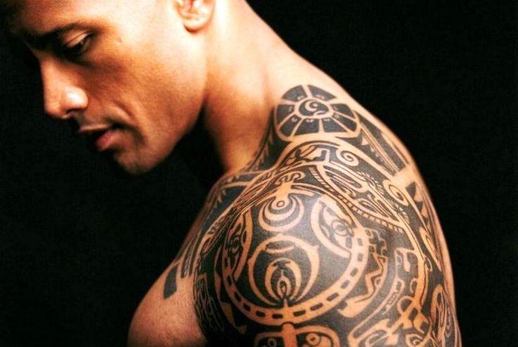 Dwayne Great Sun Tattoo