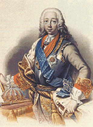Петр 3 Федорович