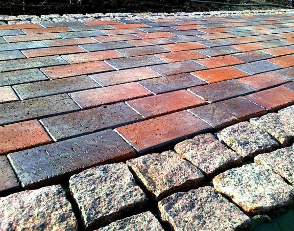 Выгодно ли производить тротуарную плитку