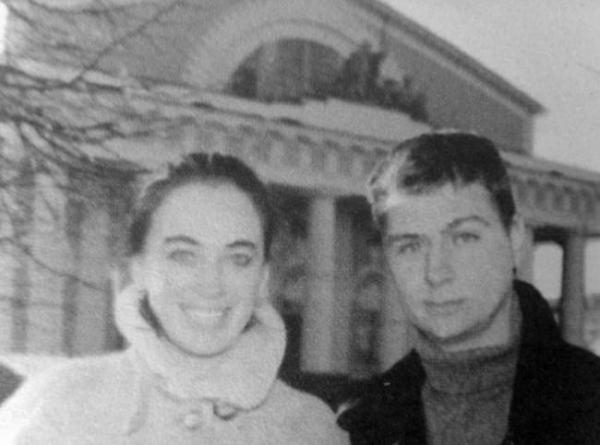 Гузеева лариса с мужем