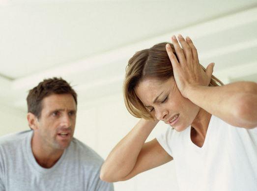 Молитва чтобы муж на жену не ругался