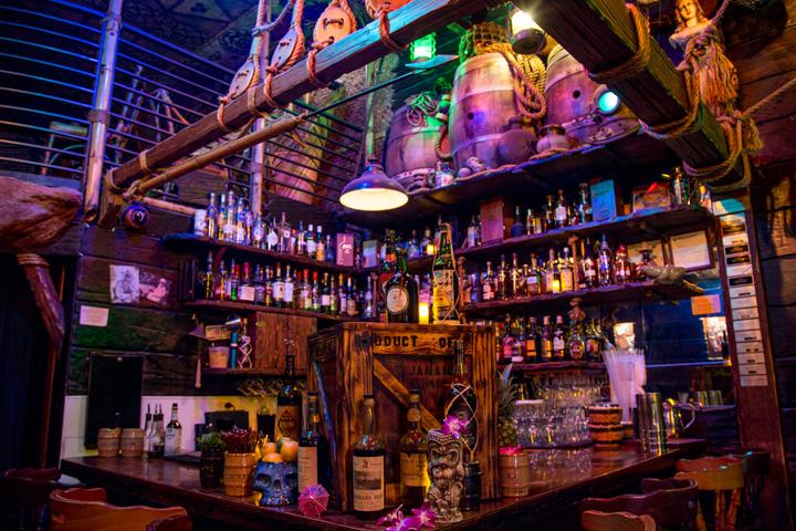 The Bay S Best Tiki Bars