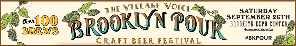 Brooklyn Pour Craft Beer Festival