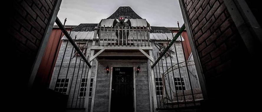 The Haunted Mansion Of Melville