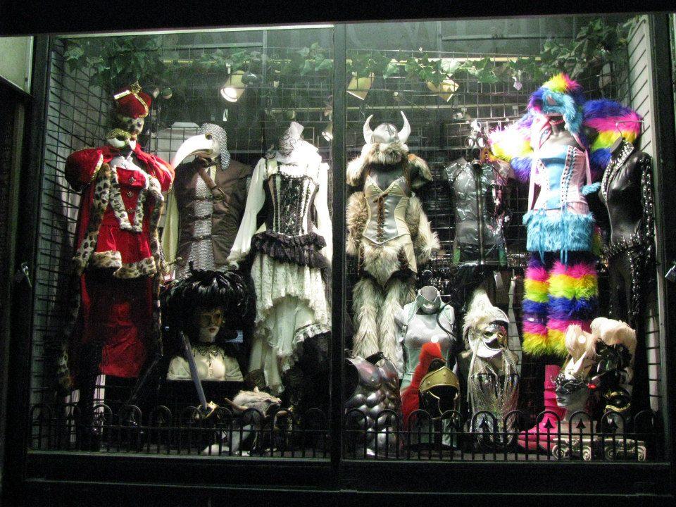 gothic renaissance - Halloween Stores Ny