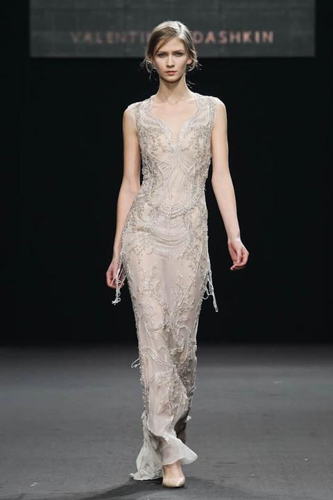 Коллекция юдашкина платье