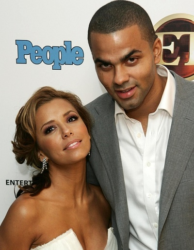 Candace and tony parker