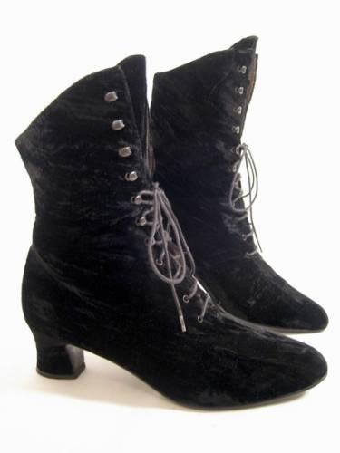 Обувь XIX века: «Принеси те самые черевички, которые носит царица, выйду тот же час за тебя замуж», фото № 7