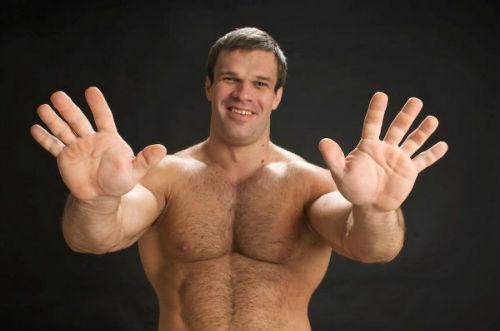 Как сделать пальцы рук толще мужчине