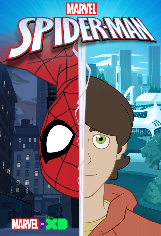 Человек паук 2 серия 1 сезон