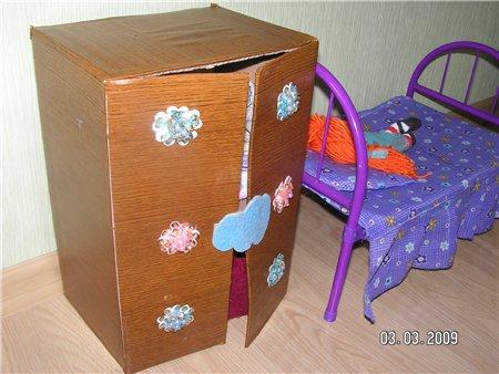 Мебель для кукол своими руками., фото № 17