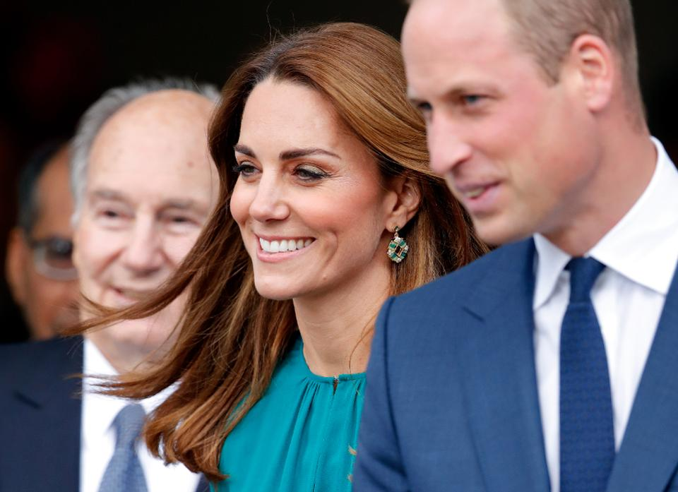 Prince william and kate middleton update