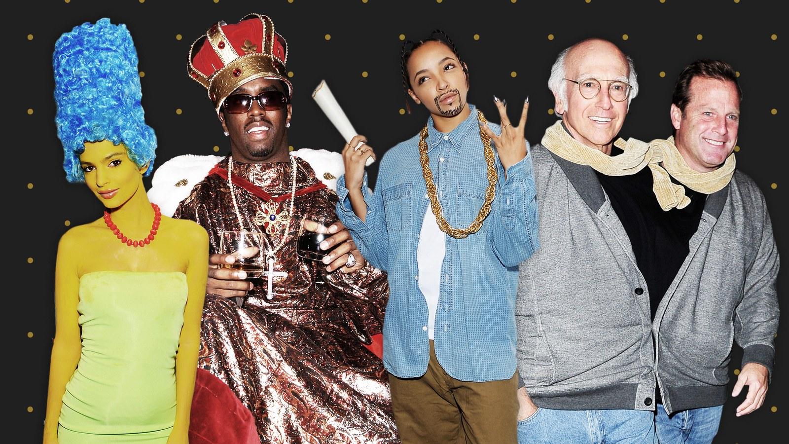 Dead celebrities costumes halloween
