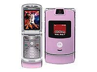 Motorola razr v3c pink verizon