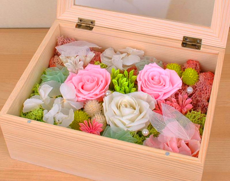 Как сделать цветы в глицерине в домашних условиях