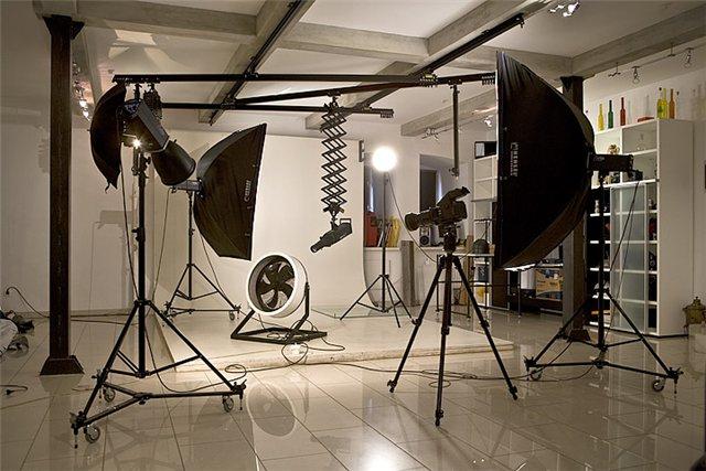 Как можно назвать фотостудию