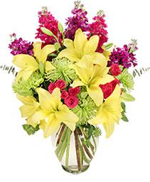 Flor-Elaborate Bouquet