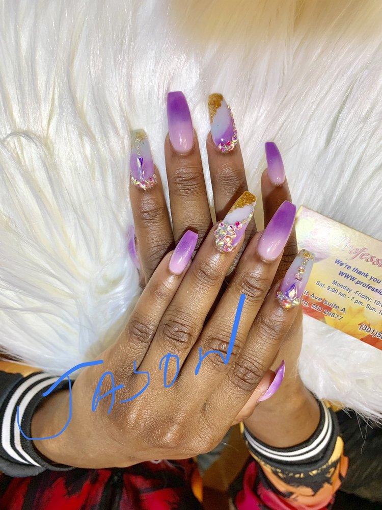 Nails gaithersburg md