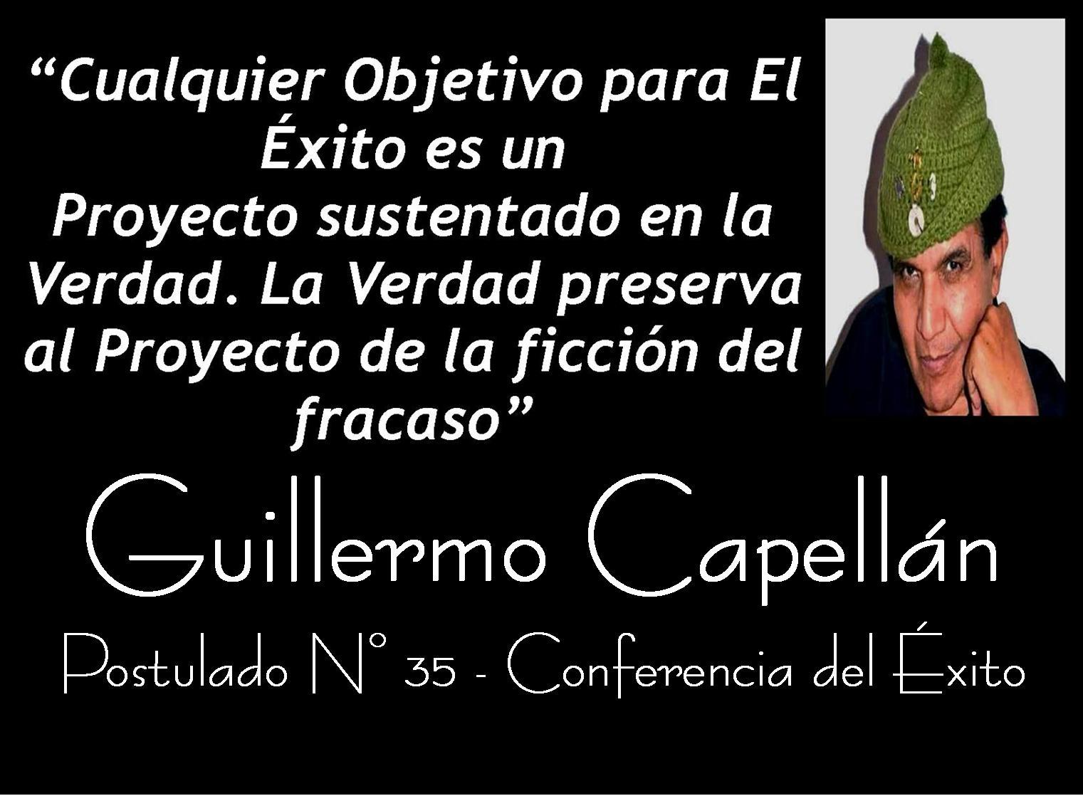 Guillermo capellan miguel