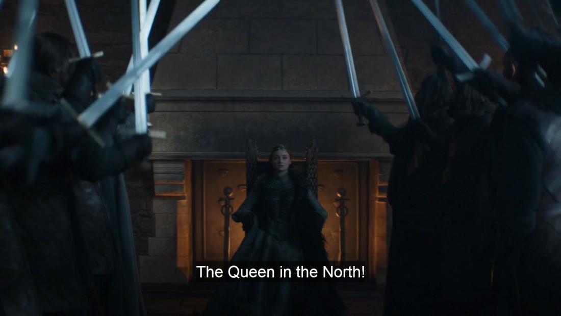 Спойлеры к игре престолов 8 серия 6 сезон