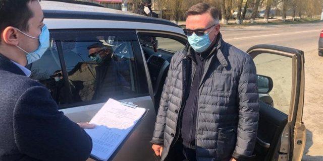 Экс-глава МИД Кожара задержан по подозрению в убийстве