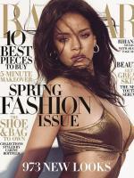 "Rihanna для журнала ""Harper Bazaar US"""