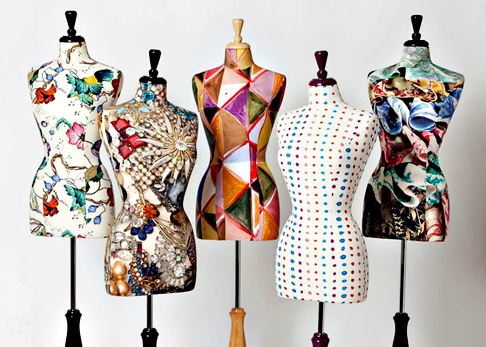 Концепция бутика женской одежды