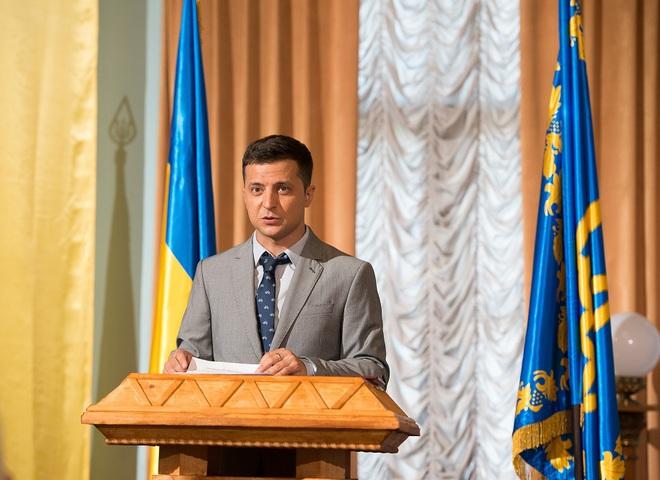 Официально: после скандала Владимир Зеленский отказался от денег Госкино