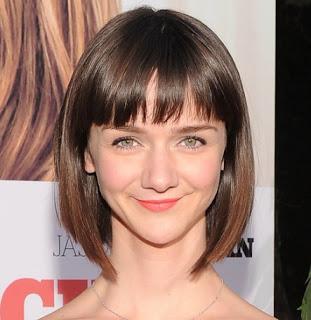 Short hairstyles 2011 celebrities