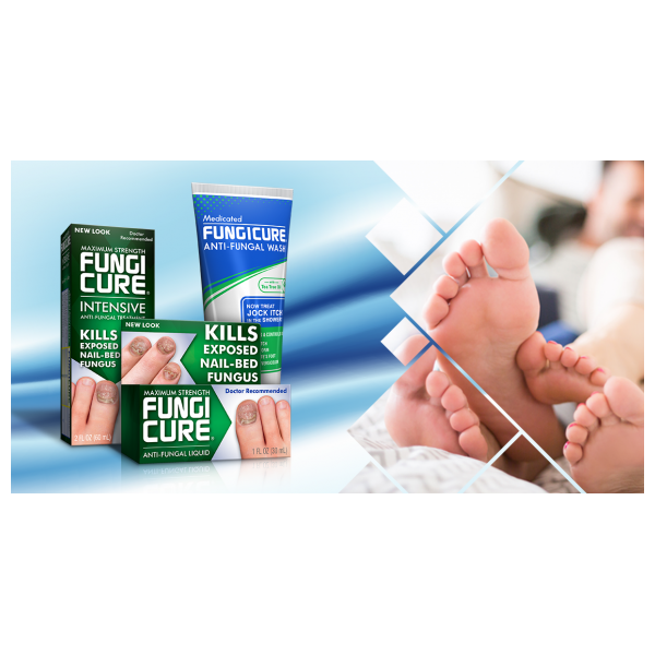 Natural cure for fungal nails