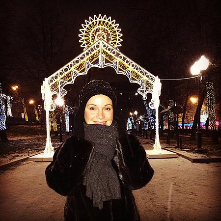 Ольга Орлова.