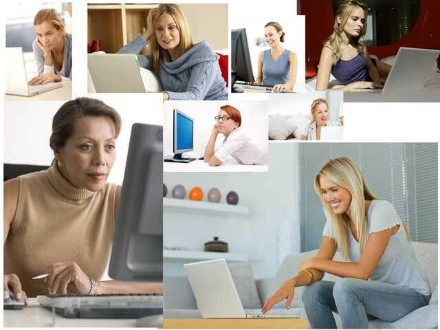 Популярные женские сайты россии