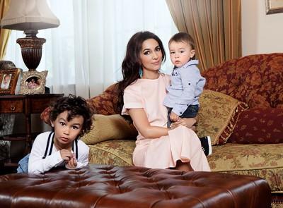 Зара певица фото с мужем и детьми
