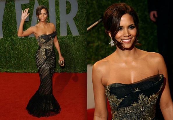 Oscars halle berry 2009