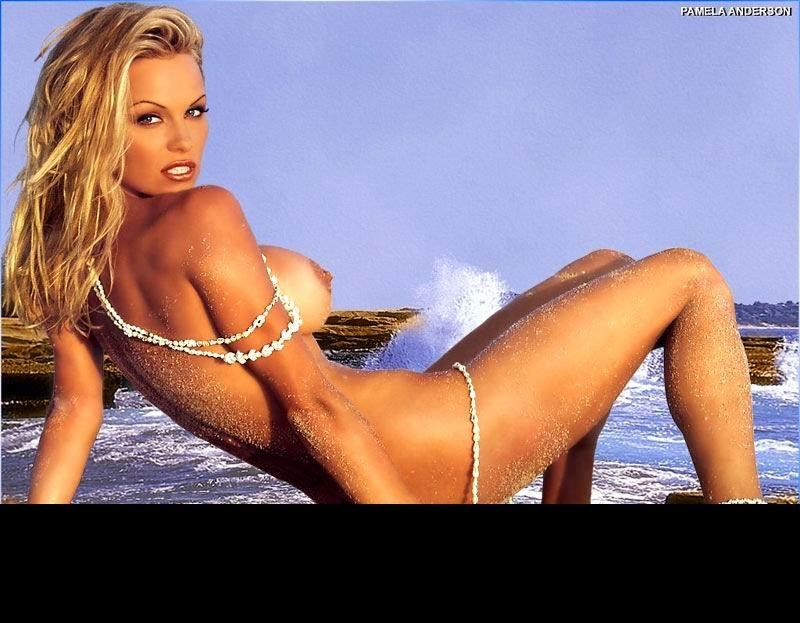 Pamela Anderson Naked 42