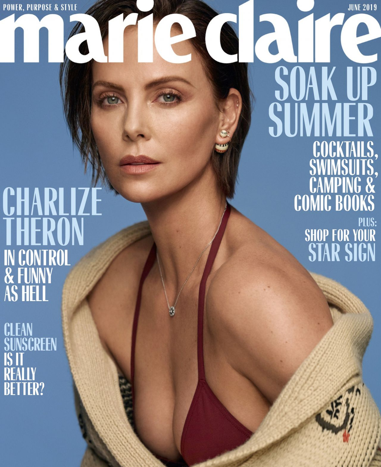 Recent photos of charlize theron