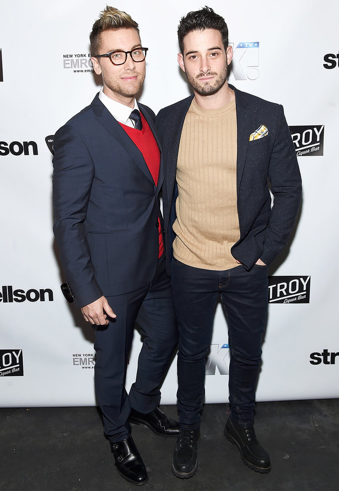 Gay couple celebrities