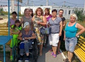 В Харькове взбунтовались переселенцы из Донбасса: людей выживают из модульного городка