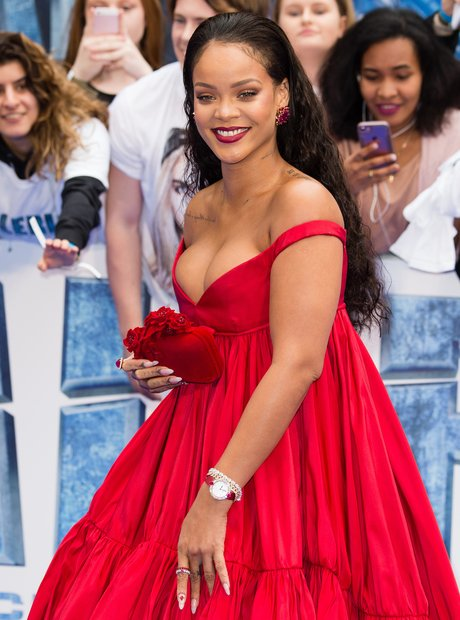 Is rihanna in any movies